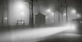 Brassaï Brouillard sur Paris